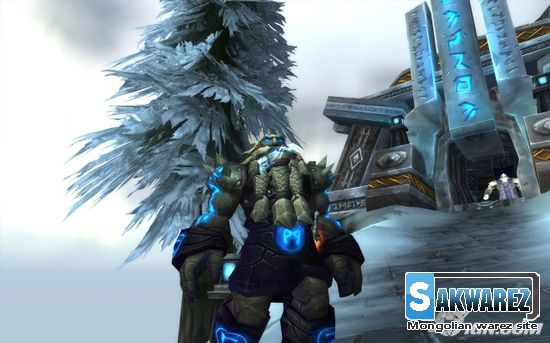 World of Warcraft: Wrath of the Lich King (3.1.3 - 3.2.2a) (RUS)